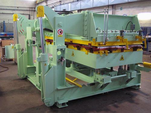 Costruzione presse cilindri oleodinamici cilindri speciali for Manni presse